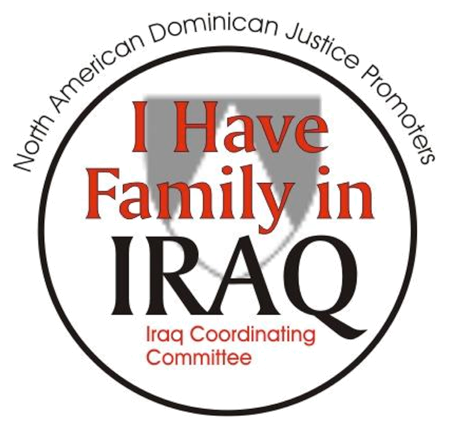 I Have Family in Iraq Dominican Delegation – February 9, 2015
