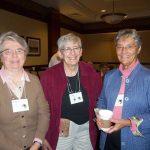 Eileen Ivory, OP; Elsie Bernauer, OP; Patrice Werner, OP