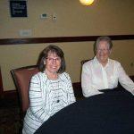 Cathy Bertrand, SSND (facilitator) & Mary Jean Olsovsky, OP (Houston)