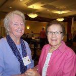 Eileen Gannon, OP (Sparkill) and Peg Murphy, OP (Tacoma)