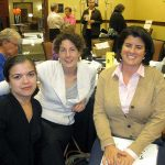 Laura Mogollon Lee (Benincasa), Karen Gargamelli (Benincasa), and Jamie Manson