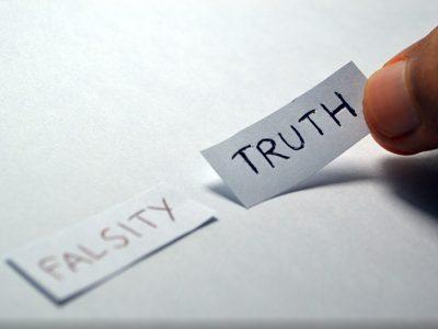 falsity-truth