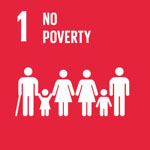 (1)No Poverty